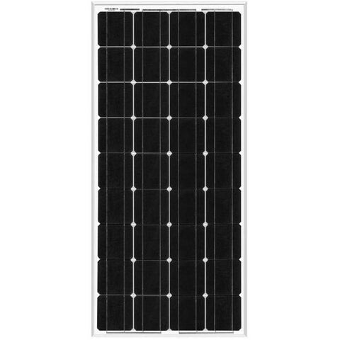2 x 100w Solar Panels - 12V Monocrystalline + Free shipping & No Sales Tax - Shop Solar Kits