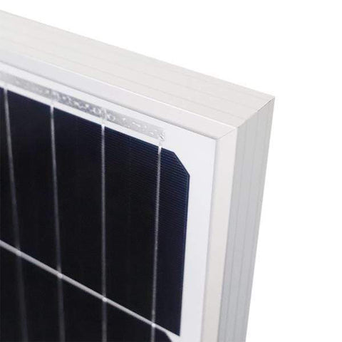 Image of 200 Watt Solar Panel | High Efficiency 12V Monocrystalline + Free Shipping & No Sales Tax - Shop Solar Kits