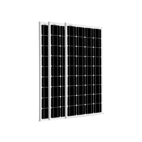 3 x 100 Watt Solar Panels - 12V Mono | 300 Watts + Free shipping & No Sales Tax 3SG-100WM Sungold