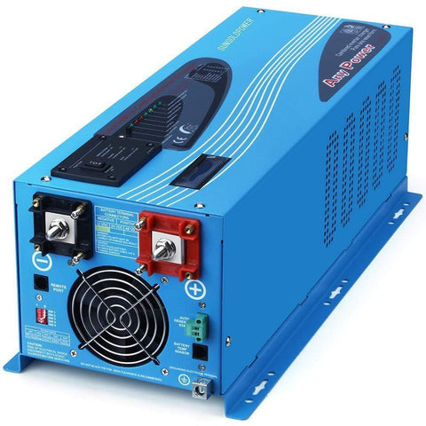 Image of 3000W 24V Pure Sine Power Inverter Charger |  Solar Power Inverter SG300024120 Sungold