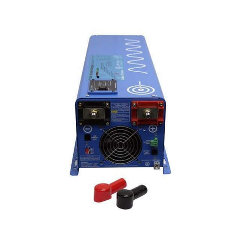AIMS 4,000 Watt 24V Pure Sine Inverter Charger PICOGLF40W24V120V - Shop Solar Kits