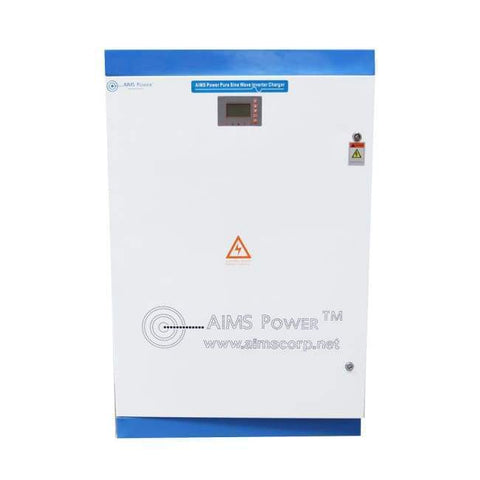 Image of AIMS - 50kw - 50,000 Watt DC to AC Pure Sine Power Inverter Charger - Shop Solar Kits