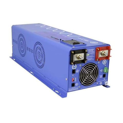 AIMS 6000 Watt 48V Pure Sine Power Inverter Charger PICOGLF60W48V120V PICOGLF60W48V120V AIMS power