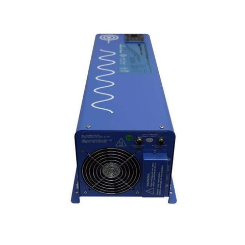 Image of AIMS 6000 Watt 48V Pure Sine Power Inverter Charger PICOGLF60W48V120V - Shop Solar Kits