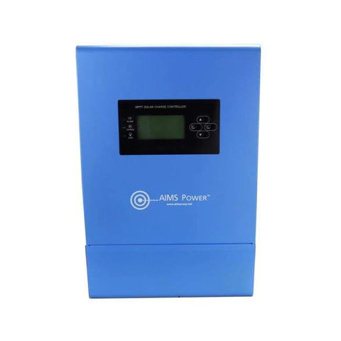 Image of AIMS - 80 AMP Solar Charge Controller 12 / 24 / 36 / 48 VDC MPPT - Shop Solar Kits