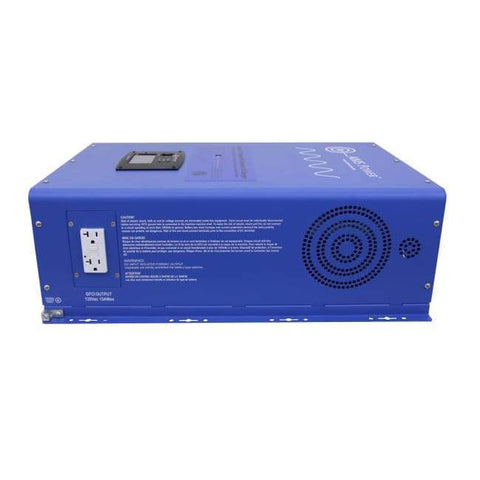 Image of AIMS 8000 Watt 48V 120/240VAC PS Inverter Charger PICOGLF80W48V240VS - Shop Solar Kits