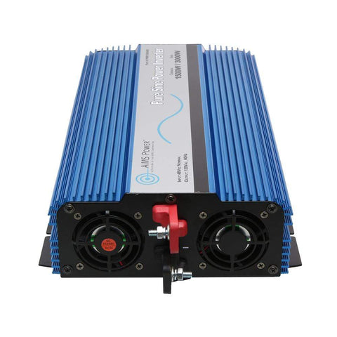 AIMS Power 1500 Watt 24 Volt Pure Sine Inverter | PWRI150024S PWRI150024S AIMS power