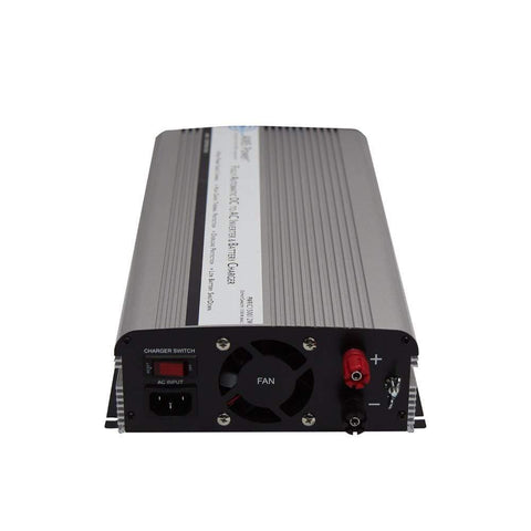 AIMS Power 1500 Watt Power Inverter with Battery Charger and Transfer Switch | PWRIC1500W - Shop Solar Kits