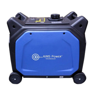 AIMS Power 6600 Watt 120/240V AC Portable Pure Sine Inverter Generator | GEN6600W240VS - Shop Solar Kits