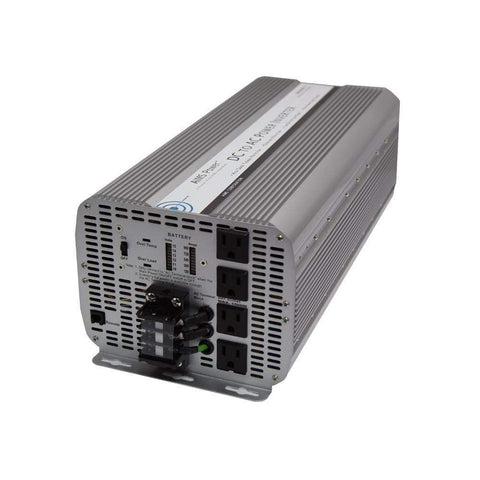 Image of AIMS Power 8000 Watt Modified Sine Inverter | PWRINV8KW12V - Shop Solar Kits