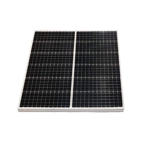 Image of Canadian Solar BiKu 375 Watt BiFacial 144 Cell Mono Solar Panel | CS3U-375-MB-AG - Shop Solar Kits