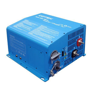 COTEK Pure Sine Wave Inverter/Charger 115VAC -> 12VDC, 2000W | SL2000-112 - Shop Solar Kits