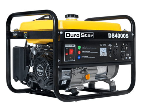 Image of DuroStar DS4000S 4000-Watt 7-Hp Air Cooled OHV Gas Engine Portable RV Generator | DS4000s + Free Shipping - Shop Solar Kits