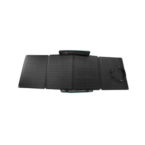 EcoFlow 110 Watt Flexible Solar Panel | Portable & Foldable + Free Shipping & No Sales Tax! - Shop Solar Kits