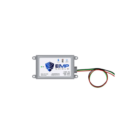 EMP Shield & Lightning Protection for Vehicles (DC-12V-W) DC-12V-W EMP Shield