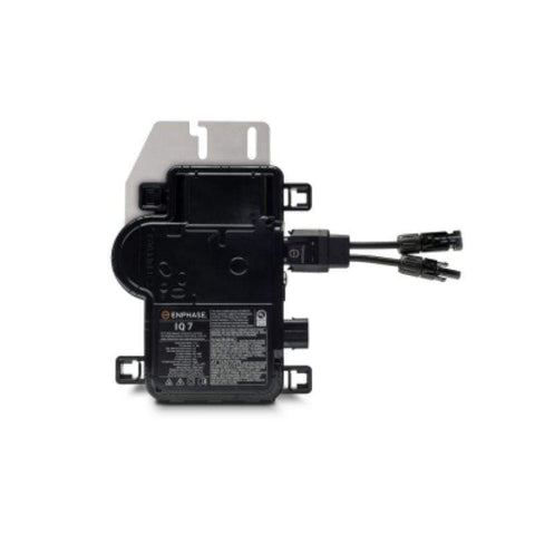 Image of Enphase IQ7-60-2-US Microinverter w/ MC4 Connectors + No Sales Tax! - Shop Solar Kits