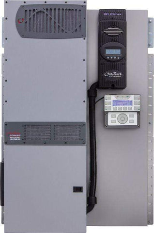 Image of FLEXpower 4kW 48V Pre-wired Radian System 120/240V with 100A CC - Shop Solar Kits
