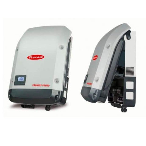 Image of Fronius Primo 5kW Solar Inverter - Single Phase - 2 MPPT - 208/240VAC - 4,210,063,800 - Shop Solar Kits