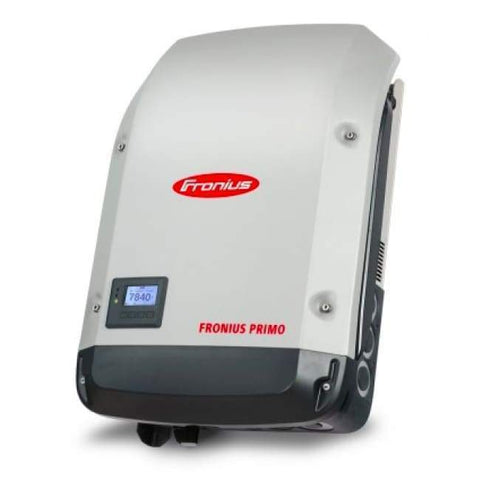 Fronius Primo 8.2kW Solar Inverter - Single Phase - 2 MPPT - 208/240VAC - 4,210,060,800 - Shop Solar Kits