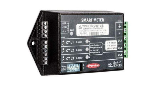 Fronius Smart Meter US-480V - 43,0001,3530 - Shop Solar Kits