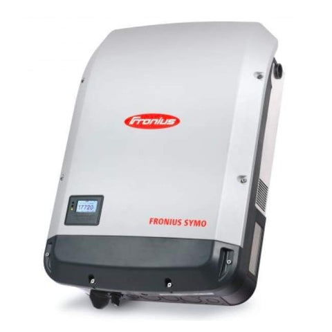 Fronius Symo Advanced 12kW 208/240VAC SunSpec PLC Inverter - 4,210,091,801 - Shop Solar Kits