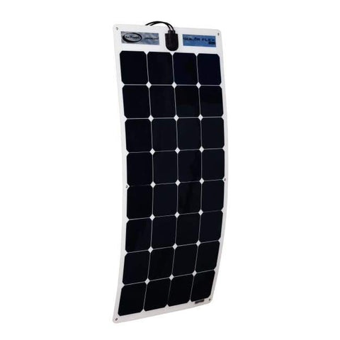 Go Power! 100 Watt Flexible Solar Panel Expansion Kit - Free Shipping! GP-FLEX-100E Go Power
