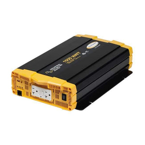 Go Power! 1500 Watt Industrial Pure Sine Wave Inverter - 12/24 Volt - Shop Solar Kits