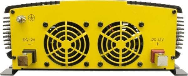 Go Power! 1750 Watt Modified Sine Wave Inverter - Heavy Duty - Free Shipping! GP-1750HD Go Power