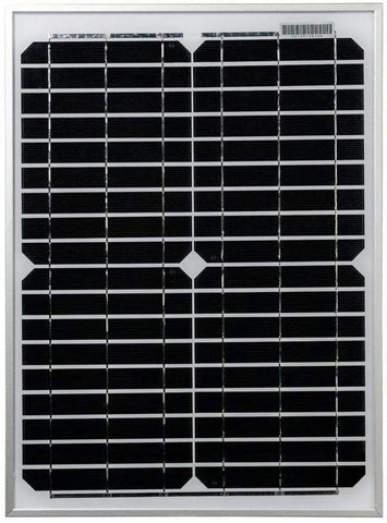 Image of Go Power! 20 Watt Eco Mini Solar Panel Kit/Trickle Charger + Free Shipping! GP-ECO-20 Shop Solar Kits