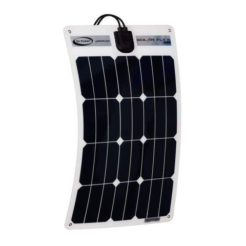 Go Power! 30 Watt Flexible Solar Panel Kit + Free Shipping! GP-FLEX-30 Go Power