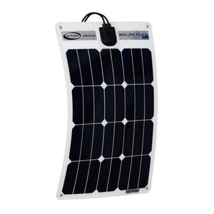 Go Power! 30 Watt Flexible Solar Panel Kit + Free Shipping! - Shop Solar Kits