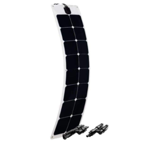 Go Power! 50 Watt Expansion - Flexible Solar Panel Kit - Free Shipping! GP-FLEX-50E Go Power