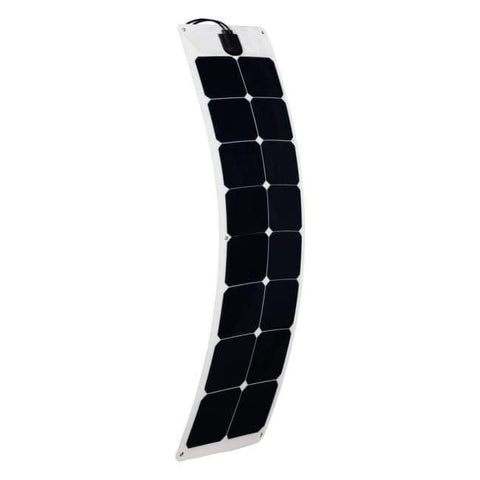 Go Power! 50 Watt Expansion - Flexible Solar Panel Kit - Free Shipping! - Shop Solar Kits
