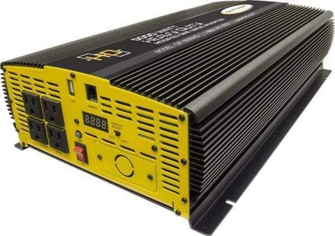 Go Power! GP-5000HD 5000 Watt Modified Sine Wave Inverter - Heavy Duty - Free Shipping! - Shop Solar Kits