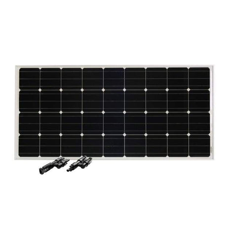 Go Power! Retreat 100 Watt Solar Panel Expansion Kit + Free Shipping! - Shop Solar Kits