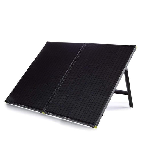 Goal Zero - 200 Watt Boulder Solar Panel Briefcase - Shop Solar Kits