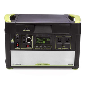 Goal Zero - Yeti 1000 Lithium Portable Power Station *Price Reduced* - Shop Solar Kits