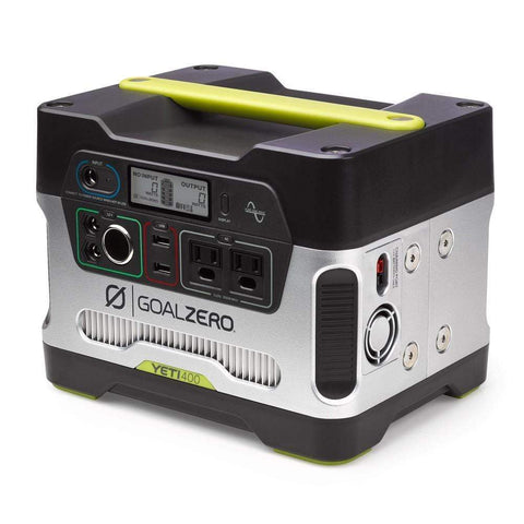 Goal Zero -  Yeti 400 Portable Power Station - Shop Solar Kits