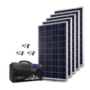 Inergy APEX Gold Kit - 5 x Storm Solar Panels + Free Shipping & Installation Guide KEG-AP1-5ST Inergy