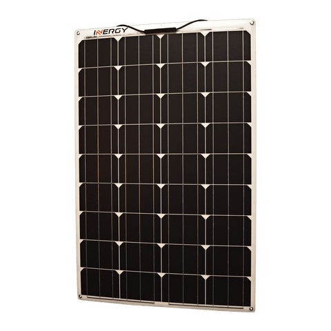 Inergy APEX Silver Flexible Solar Panel Kit | 3 x 100 Watt Linx Solar Panels + Free Shipping & Installation Guide - Shop Solar Kits