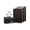 Inergy Apex Silver Kit - 3 x Linx (Flexible) Solar Panels + Free Shipping & Installation Guide - Shop Solar Kits