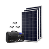 Inergy APEX Silver Kit - 3 x Storm Solar Panels + Free Shipping & Installation Guide - Shop Solar Kits