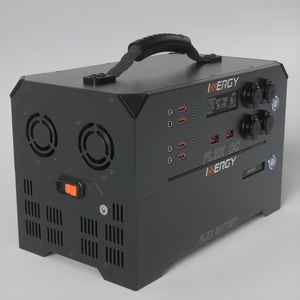 Inergy FLEX DC Power Station | Portable Solar Generator - *Coming Soon* - Shop Solar Kits
