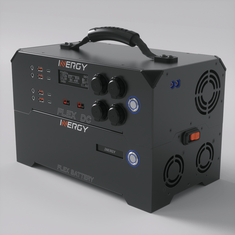 Image of Inergy FLEX DC Power Station | Portable Solar Generator - *Coming Soon* - Shop Solar Kits