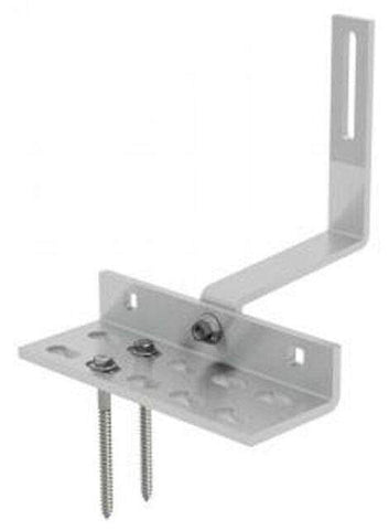 Image of IronRidge All Tile Hook (Incl. 2 Lags) | ATH-01-M1 - Shop Solar Kits