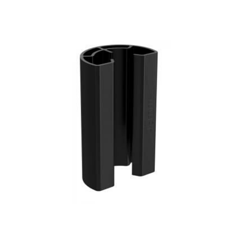 Image of IronRidge Stopper Sleeve | 46MM | Black or Mill - Shop Solar Kits