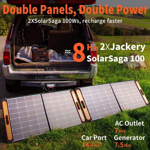 Jackery Explorer 1000 Portable Power Station - Shop Solar Kits