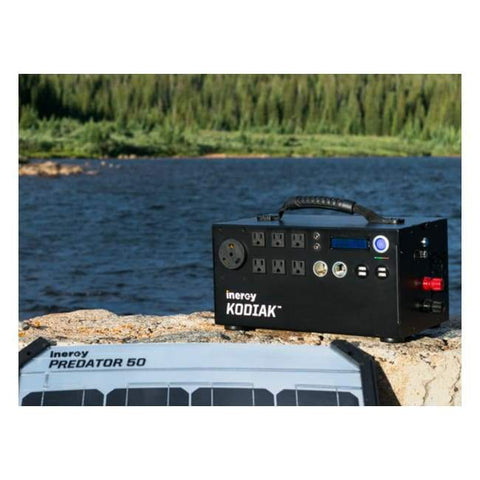 Image of Kodiak Solar Generator by Inergy - Shop Solar Kits