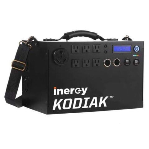 Kodiak Solar Generator by Inergy - Update GEN-KDK-001 Inergy