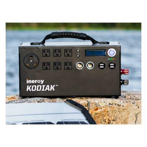 Kodiak Solar Generator by Inergy - Shop Solar Kits